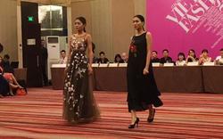 Thời trang Xuân Hè 2018 chất liệu truyền thống lên ngôi