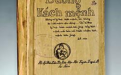 Lần đầu tiên trưng bày bản gốc Bảo vật Quốc gia Đường Kách mệnh