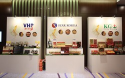 Việt Nam là thị trường nhập nhân sâm Hàn Quốc đứng thứ 5 thế giới