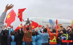 Bộ VHTTDL yêu cầu thanh tra hình ảnh phản cảm trên chuyến bay chở U23 Việt Nam