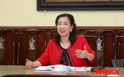 Thứ trưởng Đặng Thị Bích Liên: Vụ Đào tạo cần sớm nghiên cứu đặt hàng đào tạo các môn nghệ thuật truyền thống
