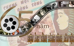 Inforgraphic: 65 năm Điện ảnh Cách mạng đồng hành cùng dân tộc