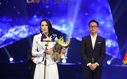 Giải thưởng Cống hiến 2018: Trao 3 giải đúp