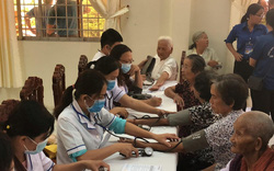 Bảo Việt Nhân thọ khám bệnh miễn phí cho 3.000 người nghèo