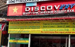 Bộ VHTTDL đề nghị chấn chỉnh biển hiệu ở TP Nha Trang