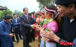 Tâm thức đại đoàn kết dân tộc luôn hiện hữu trong mỗi hoạt động của Chủ tịch nước Trần Đại Quang