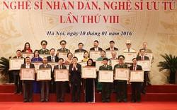 Thành lập Hội đồng cấp Nhà nước xét tặng danh hiệu Nghệ sĩ Nhân dân, Nghệ sĩ Ưu tú lần thứ 9