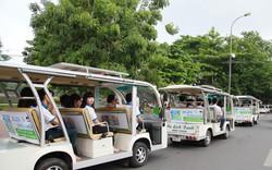 Từ 2017, Hội An sẽ có 50 xe điện phục vụ du khách