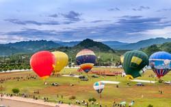 Hội An sẽ mở dịch vụ bay khinh khí cầu 2017 dịp Tết Đinh Dậu 2017