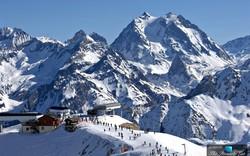 70% tuyết trên đỉnh Alps sẽ biến mất vào cuối thế kỉ 21