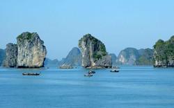 Từ 1-4, Vịnh Hạ Long áp dụng mức thu phí tham quan mới