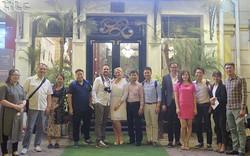 11 blogger nổi tiếng thế giới khảo sát các điểm quay phim tại Việt Nam