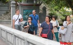 Dịp lễ 2-9: Khách quốc tế đến Hà Nội tăng đến 62%