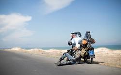 """""""Bỏ túi"""" kinh nghiệm cho người mới đi phượt bằng xe máy"""