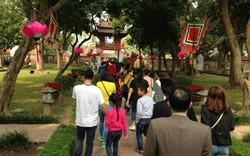 Khách quốc tế đến Hà Nội sắp cán mốc 4 triệu lượt