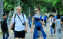 Du lịch Hà Nội thu 1.283 tỷ đồng dịp Tết Mậu Tuất