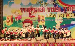 """Ngày hội """"Thế giới tuổi thơ"""": sân chơi văn hóa, giải trí đặc sắc cho thiếu nhi"""