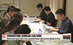Hàn Quốc: Thực hiện kế hoạch quảng bá văn hóa ra toàn cầu