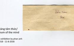 """Triển lãm """"Bảo tàng tâm thức"""" tại TP. Hồ Chí Minh"""
