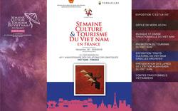 Đặc sắc Tuần Văn hóa và Du lịch Việt Nam tại Pháp