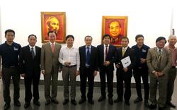 """Độc đáo Triển lãm tranh ghép gốm Đồng Nai """"Chân dung lãnh đạo các nền kinh tế APEC 2017"""""""