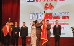 Kỷ niệm 65 năm Ngày thành lập Nhà hát Kịch Việt Nam và đón nhân Huân chương Lao động hạng Nhất