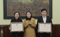 Vụ Thư viện tổ chức Hội nghị Tổng kết công tác năm 2017