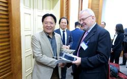 Đoàn doanh nghiệp cấp cao Hoa Kỳ sang Việt Nam tìm hiểu về cơ hội hợp tác