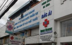 TP.HCM: Phạt gần 200 triệu, phòng khám đa khoa Bác Ái