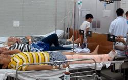 Nạn nhân vụ xe cứu thương tông xe bồn bị chấn thương cột sống cổ