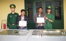 Thanh Hóa: Hai người Lào vận chuyển 69 bánh heroin vào Việt Nam
