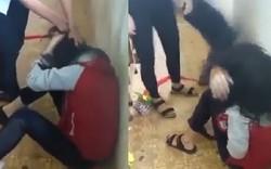Đồng Nai: Kỷ luật nhóm nữ sinh lớp 9 đánh bạn bầm dập vì ghen tuông