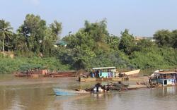 Đồng Nai: Tạm ngưng 13 dự án khai thác cát trên sông