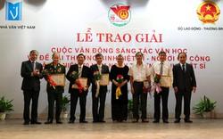 Hơn 40 tác phẩm văn học đề tài Thương binh liệt sĩ và người có công được trao giải