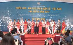Triển lãm Hội chợ sách Quốc tế - Việt Nam 2017: cơ hội cho sách Việt xuất ngoại