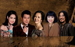 Hồng Nhung, Quang Dũng cùng hát nhạc Trịnh tại Hà Nội