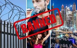 Nếu không muốn vào tù, cần ghi nhớ 10 điều không được phép khi đi du lịch Dubai