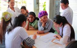 Gần 200 phụ nữ miền núi Thừa Thiên - Huế được tầm soát ung thư vú miễn phí