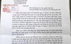 Thừa Thiên – Huế tạm dừng việc tuyển dụng viên chức
