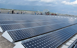 Xây dựng nhà máy điện mặt trời lớn nhất châu Á tại Tây Ninh
