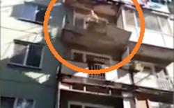 Người đàn ông chết khi đang quay clip chứng tỏ khu nhà bị xuống cấp trầm trọng