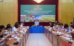 """""""Mở đường"""" cho doanh nghiệp nông nghiệp Việt"""