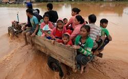 """Vỡ đập thủy điện tại Lào: """"Quặn lòng"""" khung cảnh 'tan hoang' ngày trở về"""