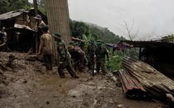Cận cảnh: Sạt lở đất tại Lai Châu khiến 15 người thương vong