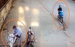 """Hà Nội: """"Bức xúc"""" hai thanh niên làm 2 vụ trộm SH chỉ trong một buổi chiều"""