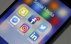 'Lộ diện' mạng xã hội vượt mặt Facebook