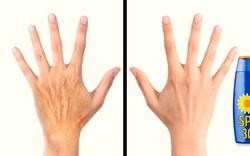 5 mẹo giúp da tay không bị nhăn nheo trước tuổi