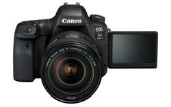 Ra mắt máy ảnh Canon EOS 6D Mark II