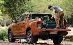 100 năm lịch sử dòng xe tải Ford