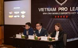 Lần đầu tiên Việt Nam tổ chức giải Mobile eSports chuyên nghiệp